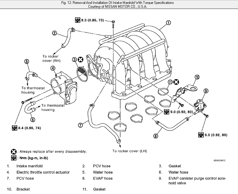 2008 titan engine diagram nissan titan service repair