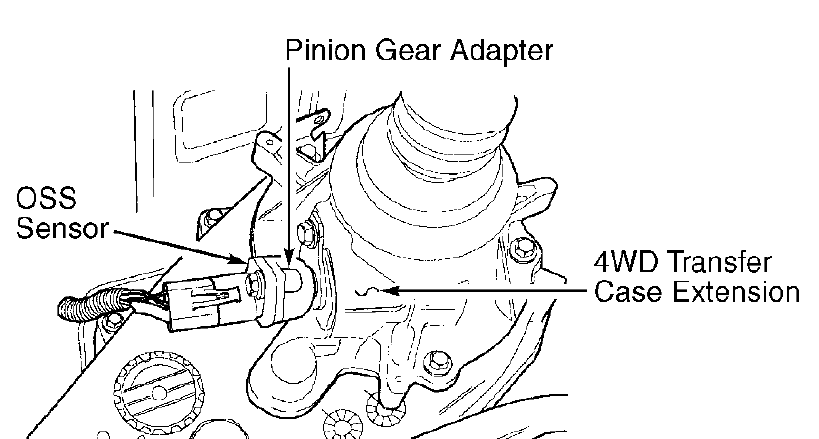 98 jeep grand cherokee v8 code p0720  have already replaced the sensor  the code returns as soon
