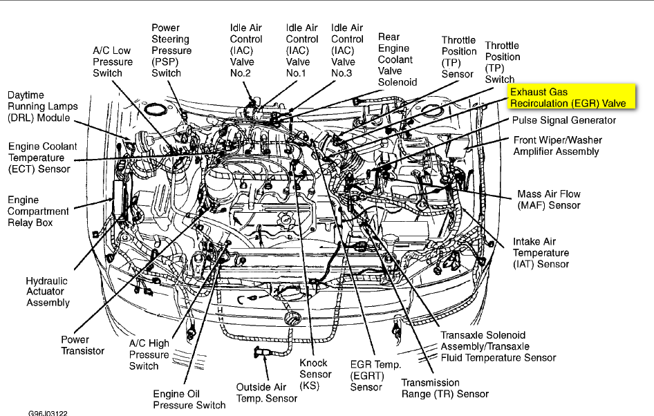 2001 mercury villager engine diagram 1999 mercury villager