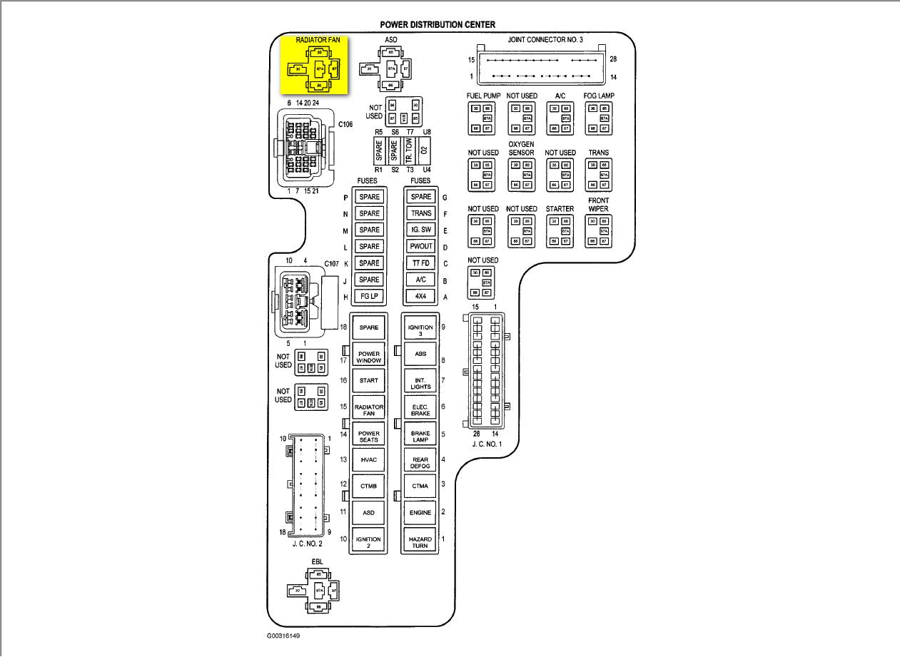 ac fuse location ac contactor location wiring diagram