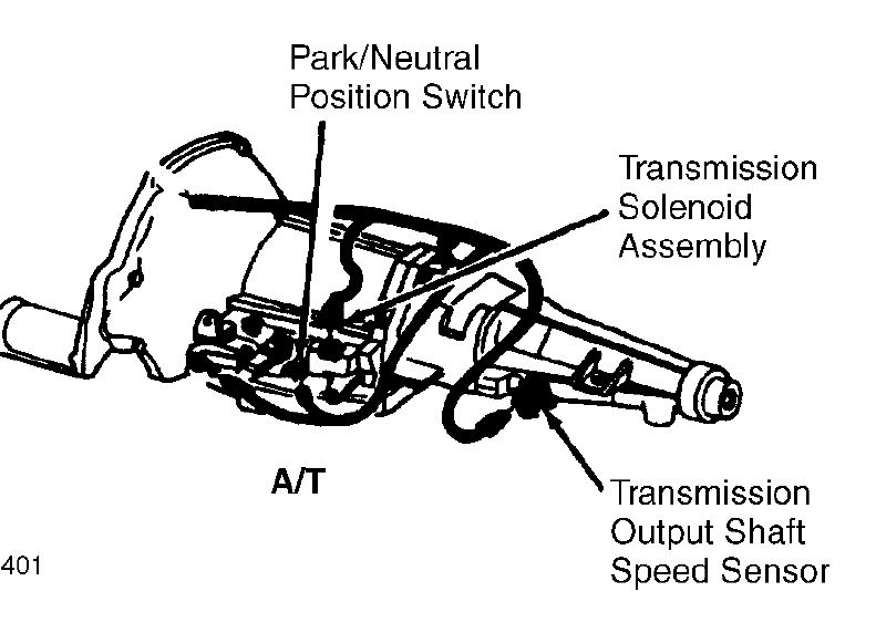 What Is The Location Of The Speed Sensor On A 1998 Dodge