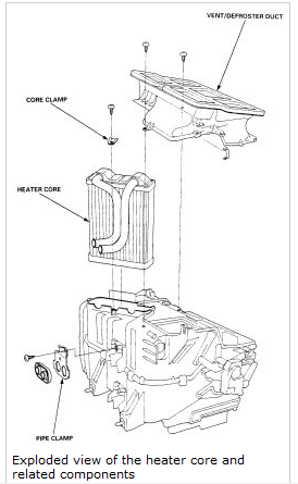 Kia Rio Heater Core Location moreover Pontiac Montana Heater Core Location in addition Dodge Durango 2001 Dodge Durango Heater Core further Threshold likewise 1qh57 Replace Heating Core 1996 Honda Accord. on directions to replace heater core