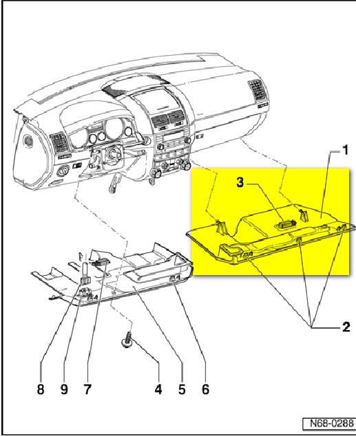 Как заменить салонный фильтр на туарег