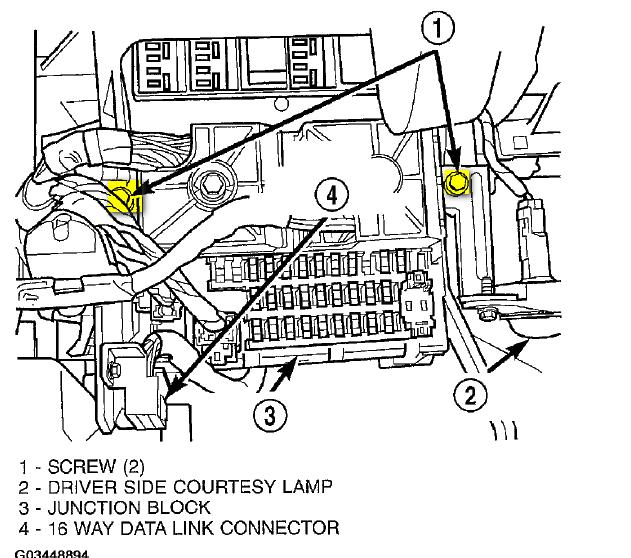 2003 jeep grand cherokee  intermittent  turn signals work