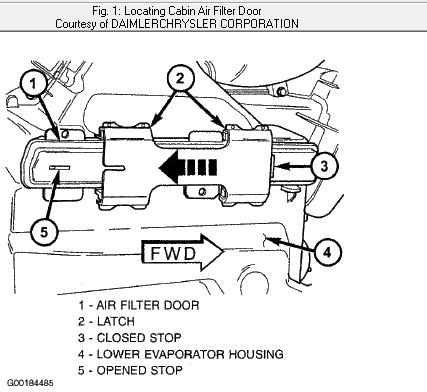 Cadillac Cts Engine Air Filter