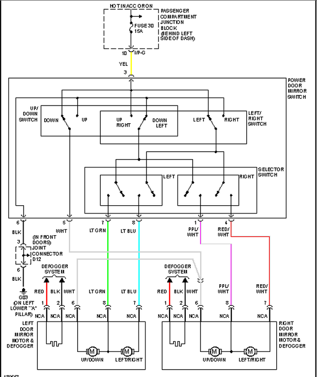 my power/heated mirrors on my sonata 04 are no longer ... 2010 hyundai sonata wiring diagram 2012 hyundai sonata wiring diagram pdf #10