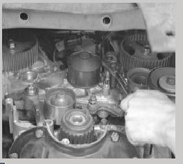 on 1997 Chrysler Sebring Convertible 2 5