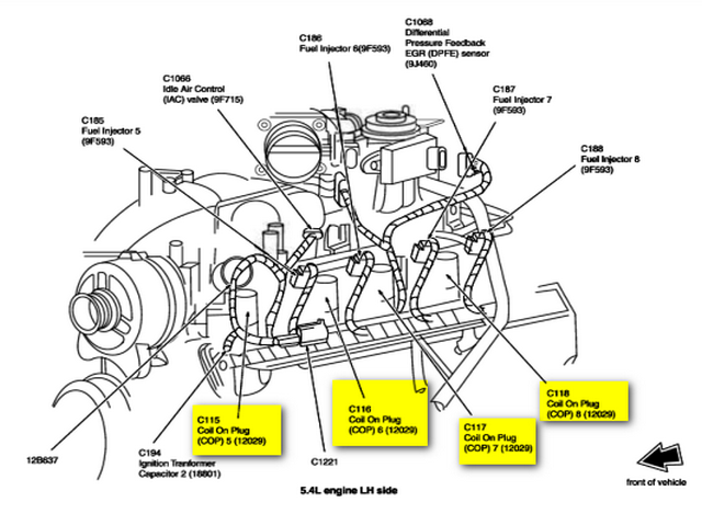 Engine History The Ford 4 6 Liter V8 furthermore Wiring Diagram For 97 Ford Mustang 4 6l in addition 33g3u Location Motor Temperature Guage Sending Unit 1990 furthermore P 0996b43f80e63f57 furthermore 22dar Trying Find Diagram Ignition Coil Spark. on 2001 ford f 150 4 6l coolant temp sensor