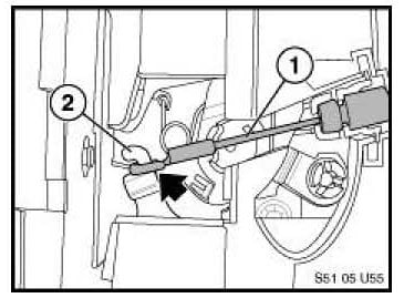 2003 Mini Cooper Driver Door Latch Repair Diagram on mgb wiring diagram pdf
