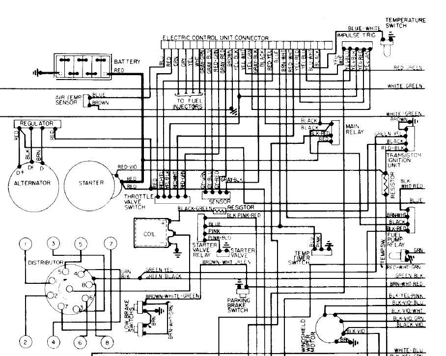2009 02 24_152825_450sl_ignition1 mercedes benz wiring diagram & diagram page 4\