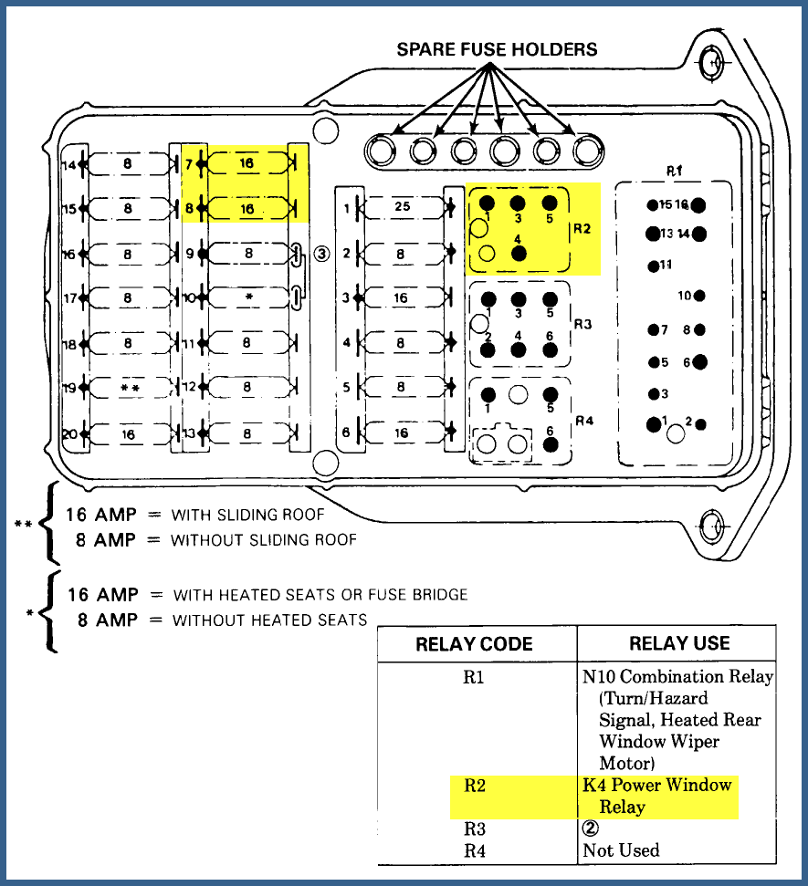 Mercedes 190e Fuse Box Location All Kind Of Wiring Diagrams E350 Power Windows Won T Work 89 2 6 Air Condition R129