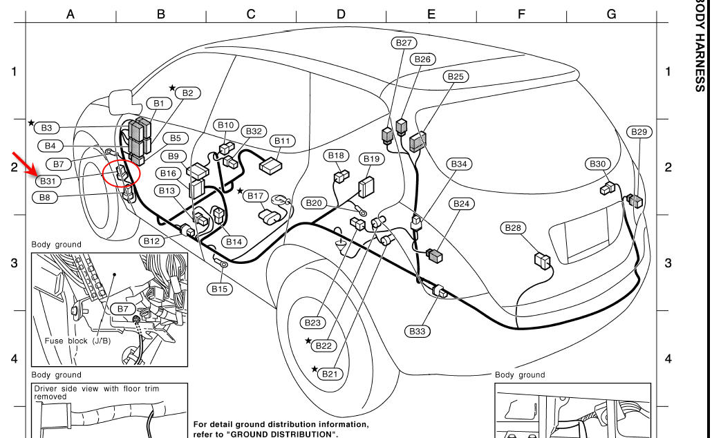 nissan armada engine diagram