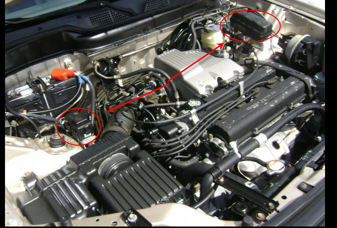 I Have A 2000 Crv  I Simply Changed The Oil  Oil Filter