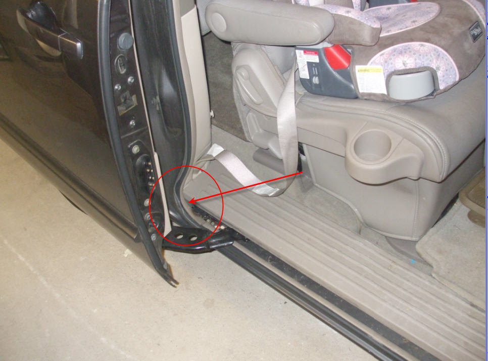 2004 Nissan Quest Power Sliding Doors Intermittantly