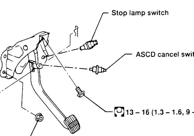 nissan pathfinder break lights bulbs the fuse in the fuse box graphic
