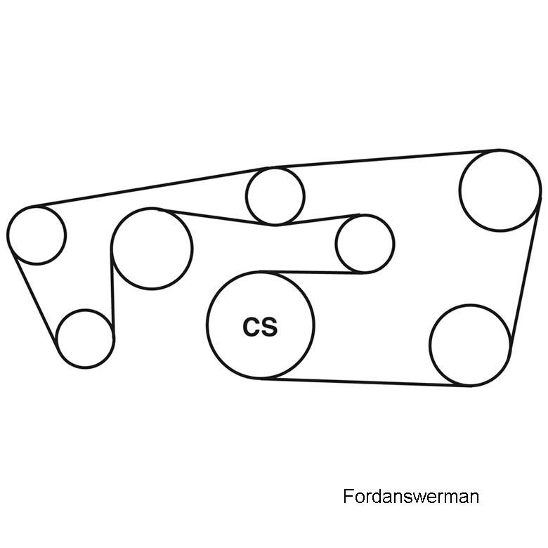 2006 Ford 6 0 Diesel Belt Diagram Html Com