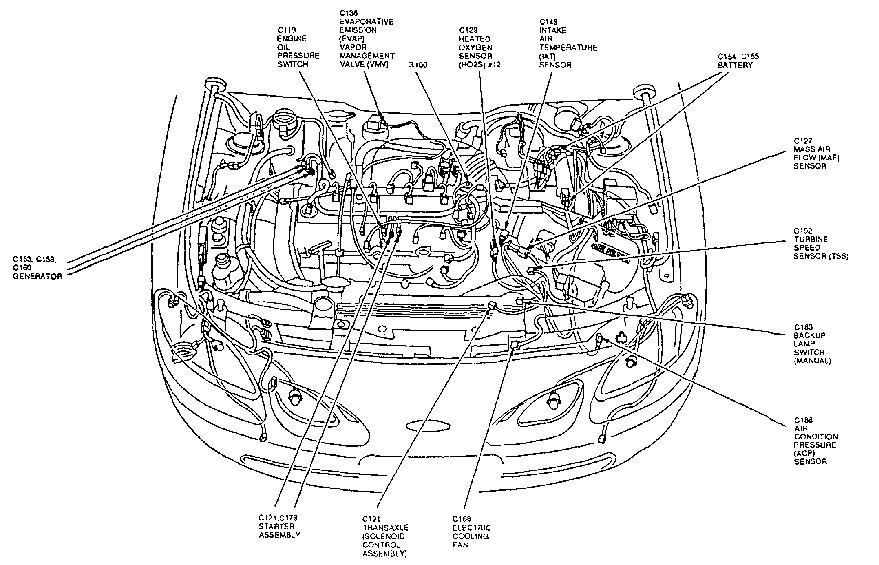 98 ford escort zx2 fuse box diagram