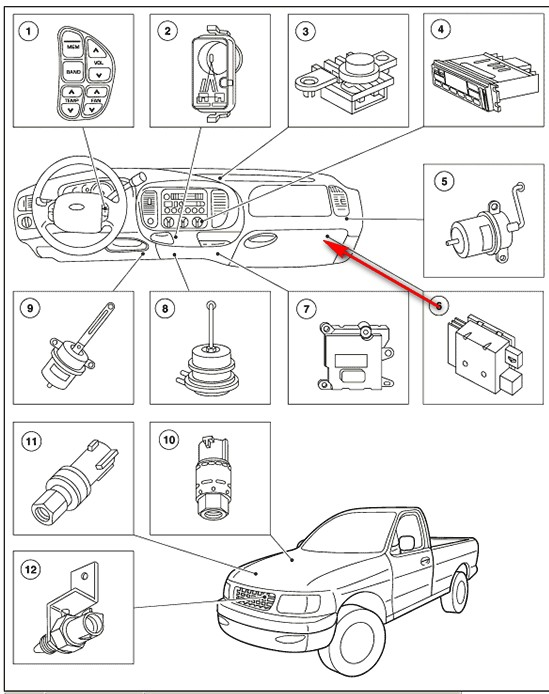 Eatc Blower Motor