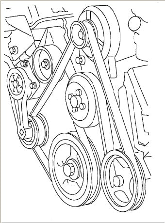 2001 Ford 4 6 Engine Timing Chain Diagram