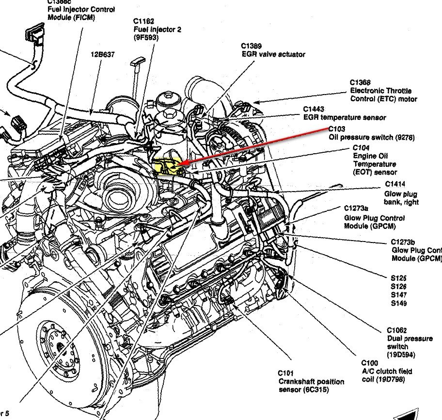 2006 f350 fuse diagrams ford powerstroke diesel forum 6