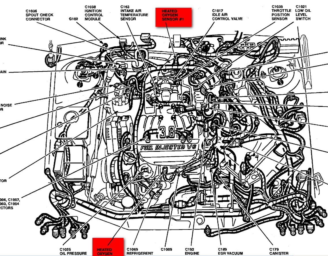 Diagram  Mercury Montego Fuse Diagram Full Version Hd