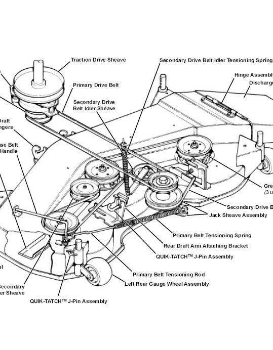 i need a belt diagram for my john deere lx277 riding mower. Black Bedroom Furniture Sets. Home Design Ideas