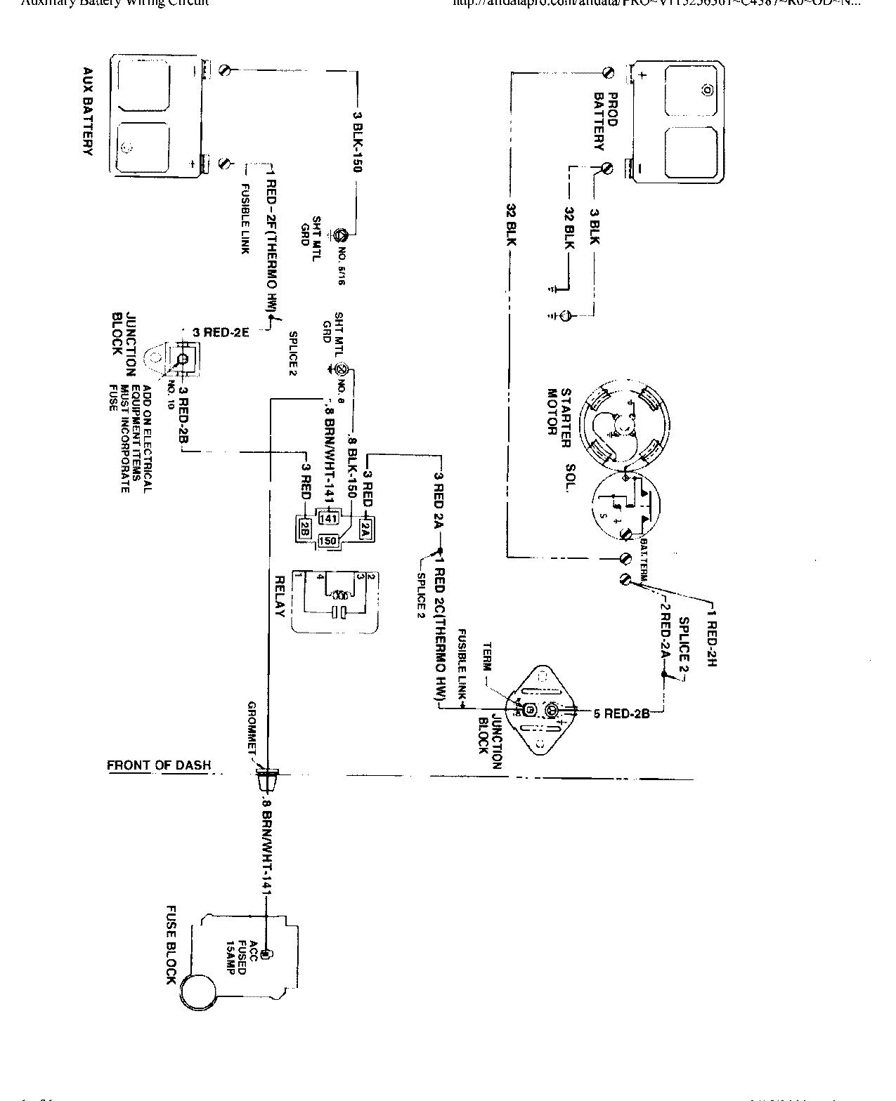 kill switch and a push button starter in my 85 k5 diagram ground