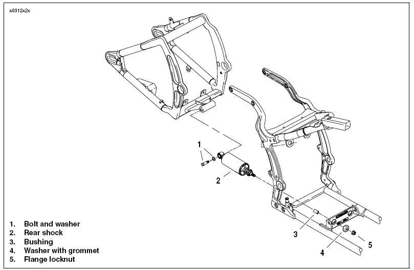 Harley Davidson Frame Diagram