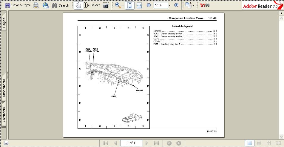 service manual  service manuals schematics 2002 ford