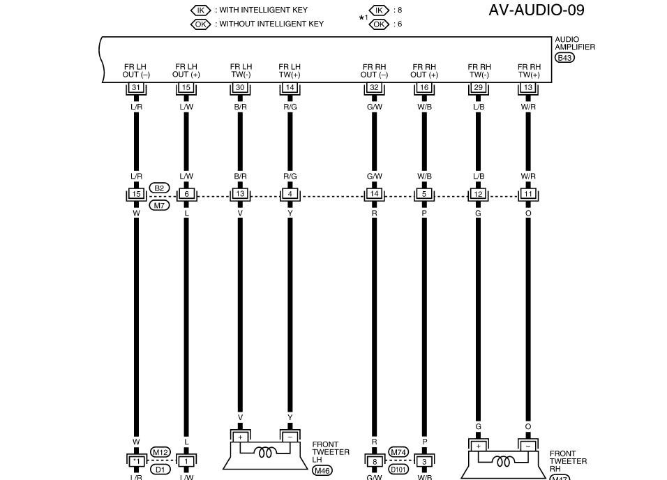 audio wiring diagram for 07 nissan sentra fosgate here are some schematics i ve found