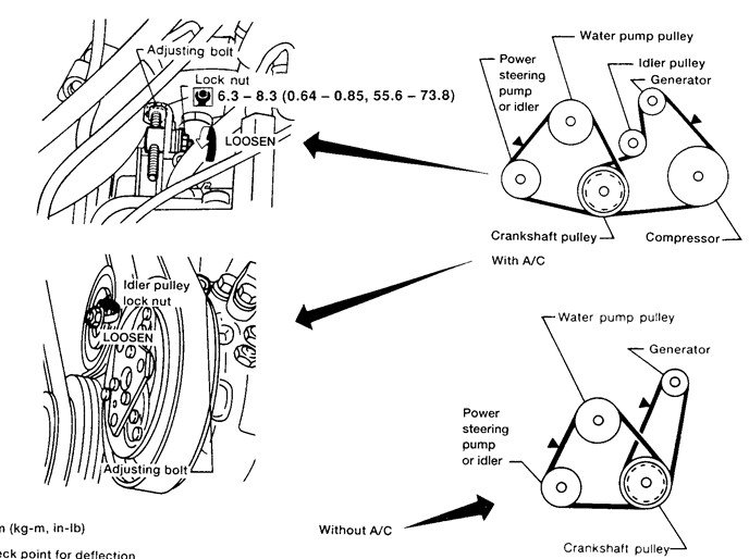2010 jeep wrangler belt routing diagram