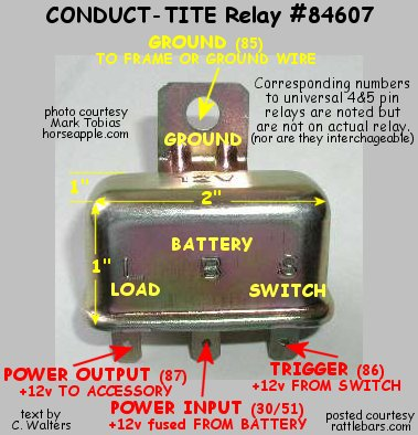2009-03-27_124419_horn  Blade Relay Wiring Diagram on