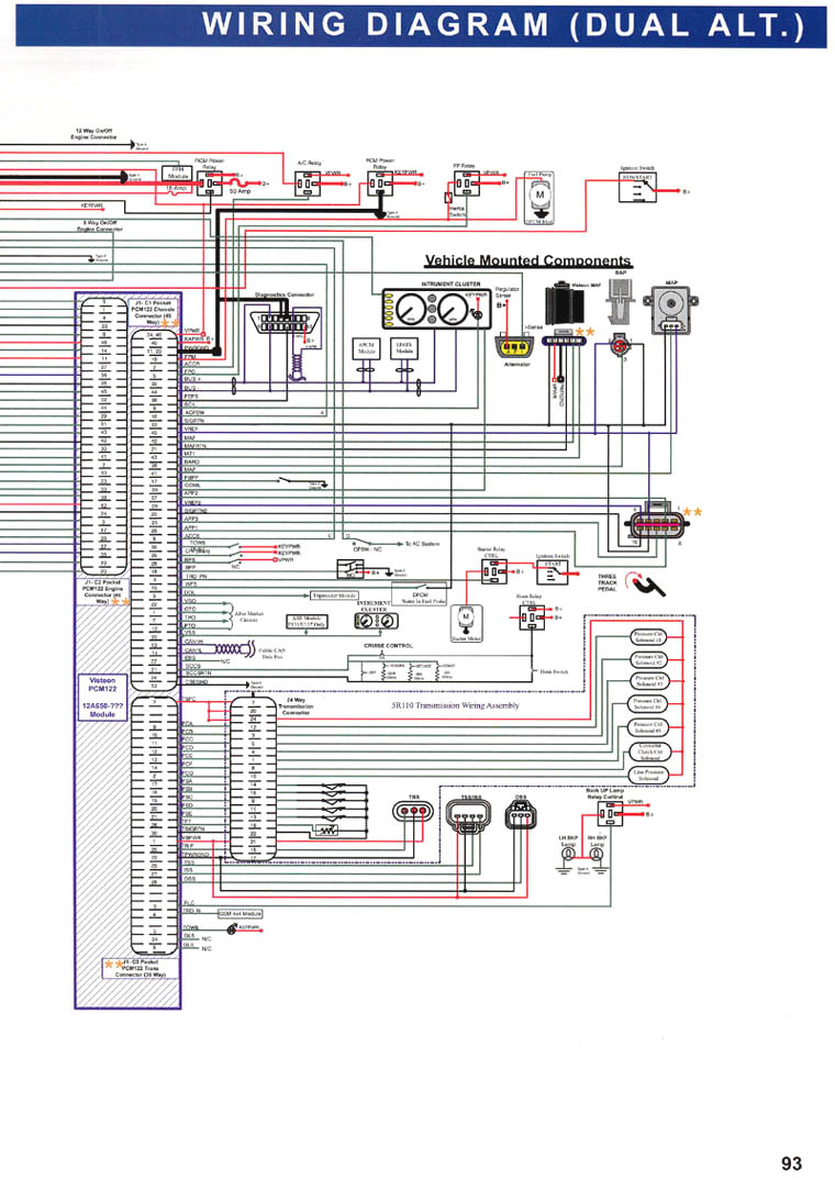 i have an 04 e350 with a 6.0 diesel, intermittently water ... 2007 ford 6 0 engine wiring diagram