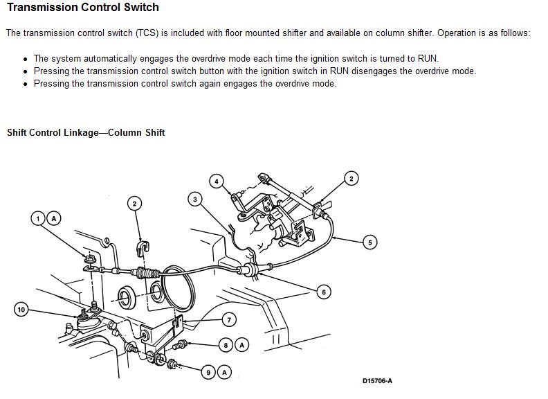 ford taurus steering column diagram 2001 ford explorer steering column diagram