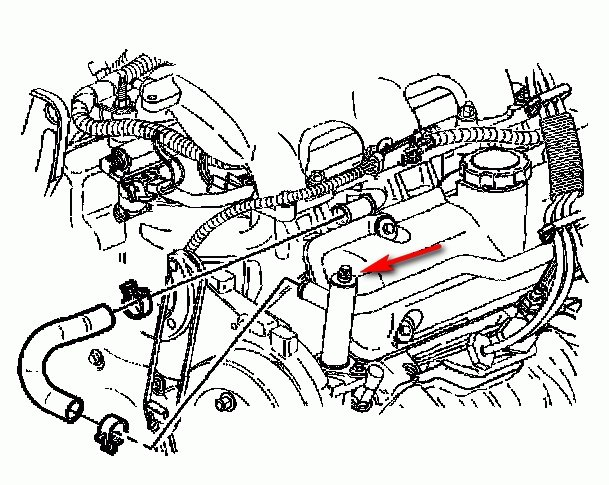 gm 3800 engine coolant diagrams