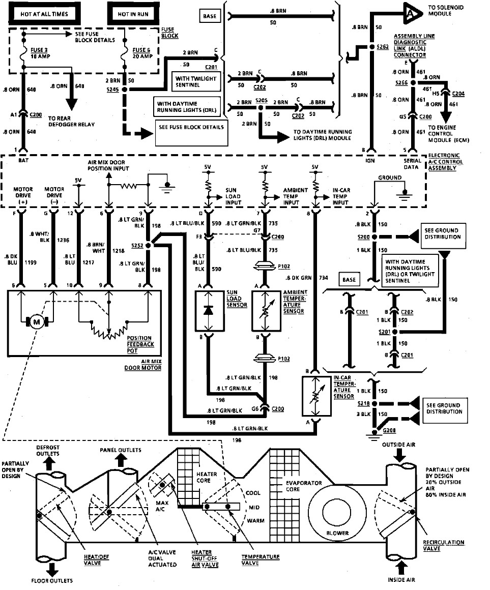 wiring diagram for 2007 buick lacrosse