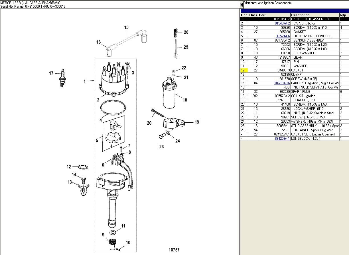 mercruiser thunderbolt iv ignition wiring diagram 2003