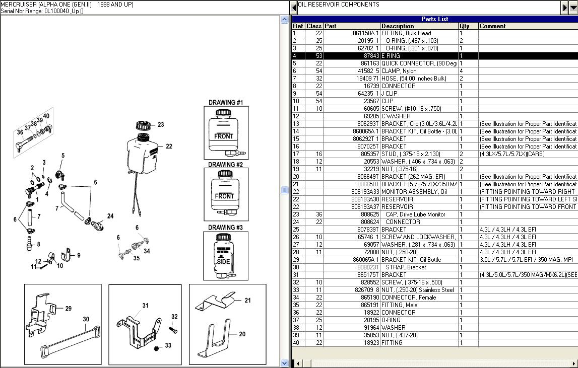 Pre Alpha Mercruiser Wiring Diagram Free For You Electrical System Diagrams Get Image About One