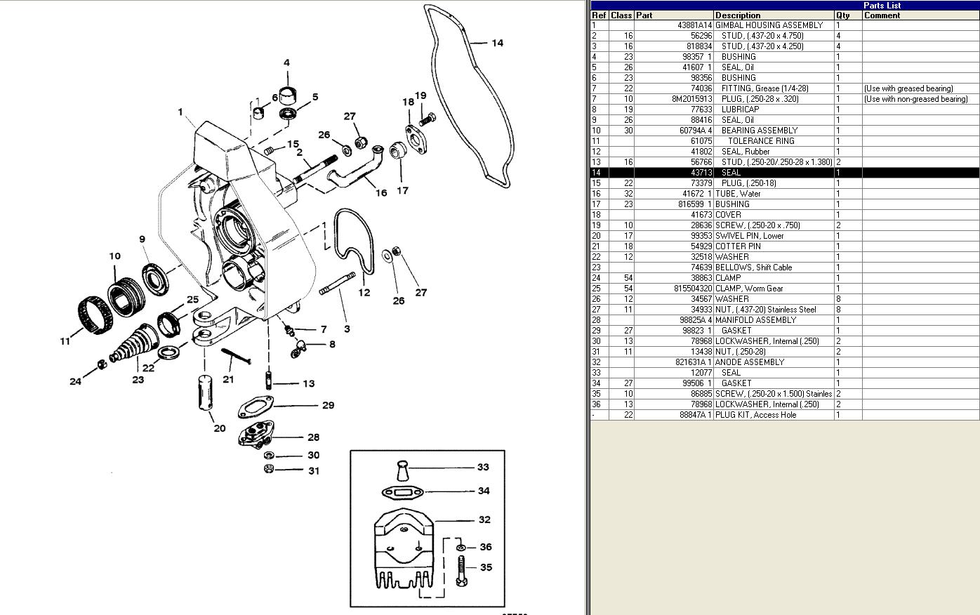 Mercruiser Engine Wiring Volvo Accessories Hard To Start Diagram Auto 4 3 1999 Lincoln Ac 225 Welder