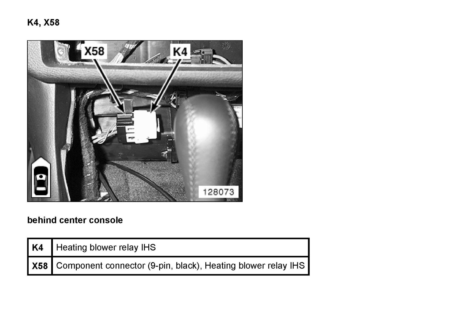 The blower motor on my fan stays on when the car is off for Blower motor fan relay