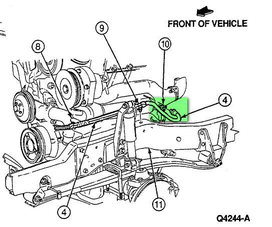 7 3 Sel Engine Block Heater