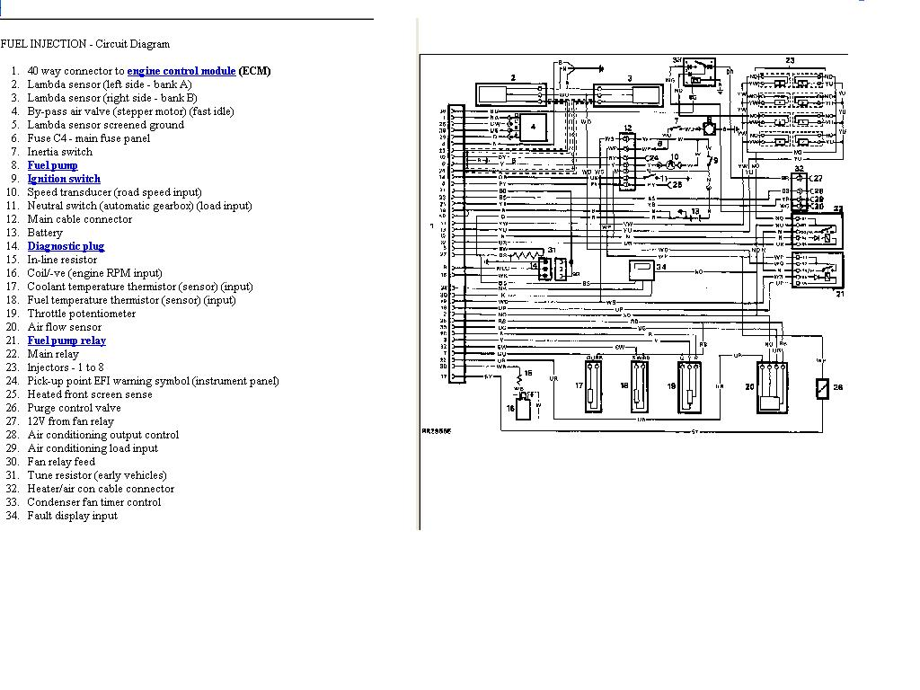 Ford Mustang Fuel Injectors On Ford F250 Wiring Diagram For A 1988 5