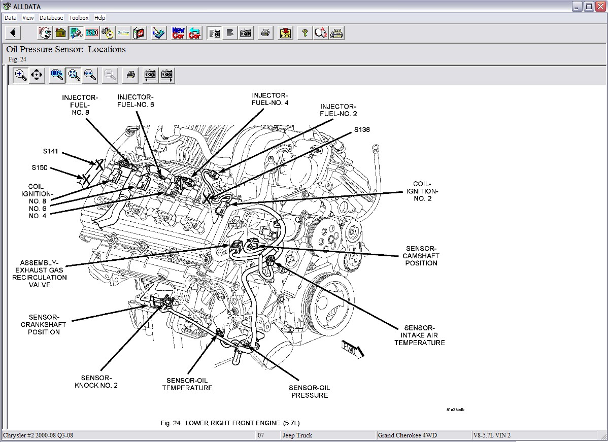 2007 Jeep  mander Engine Diagram on dodge wiring diagrams online