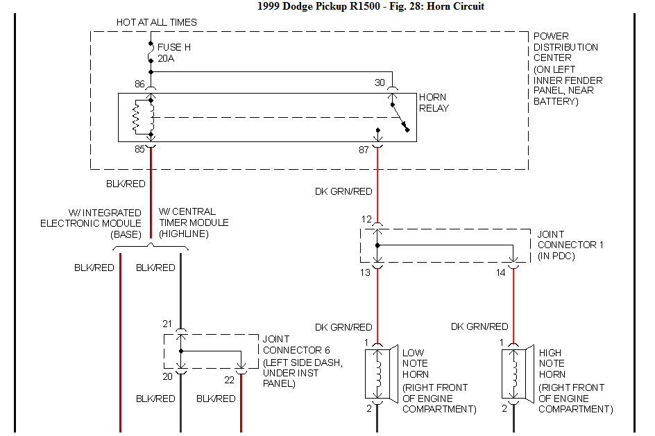 2012 ram 3500 fuse box dodge ram a layout diagram for the fuses dodge ram a layout diagram for the fuses horn