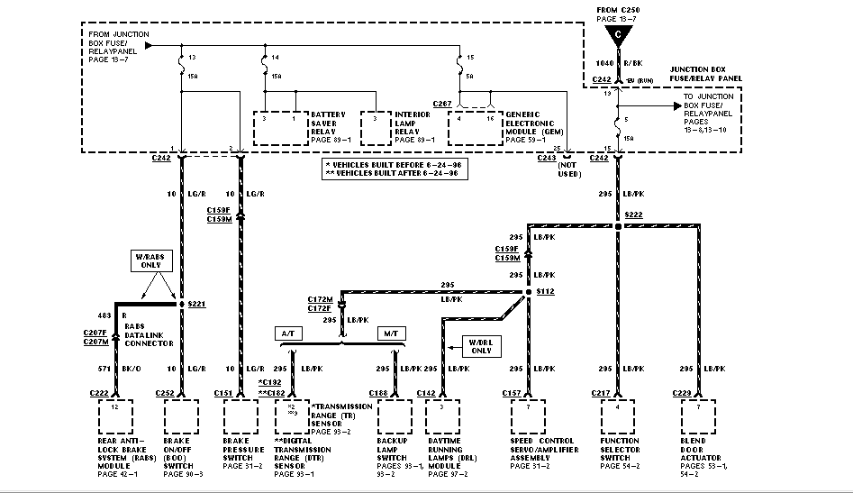 ford f wiring diagram wiring harness the tranny gauges graphic graphic graphic graphic