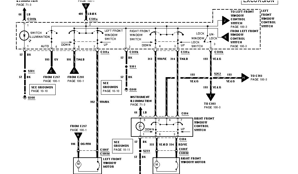 ford accessory delay relay wiring diagram
