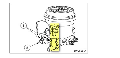 Fuel Filter Location 1999 Ford F 350