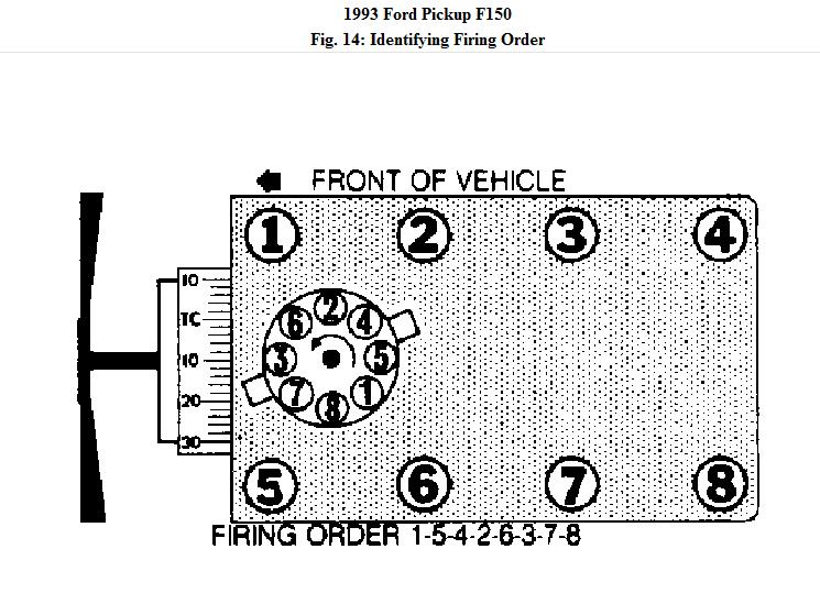1992 ford 5 0 firing order html