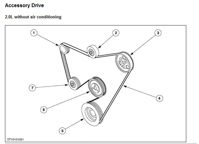 serpentine belt diagram for a mercury cougar html