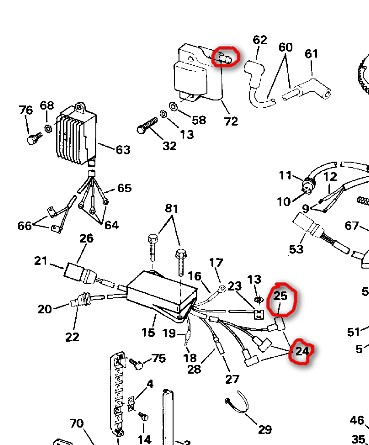 Honda 24 Hp Wiring Diagram as well Yamaha Tiller Handle Wiring Diagram together with Mercury Outboard Manuals moreover Alpine Ktp 445 Wiring Diagram also 60 Hp Johnson Boat Motor. on mercury outboard control wiring harness